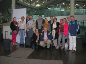 Heidelberg Study Trip Participants
