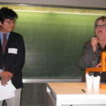 Journalists' Presidents: Chul Joong Kim, World Federation, Satu Lipponen, European Union