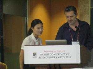 World Federation Executive Director (c) Goede